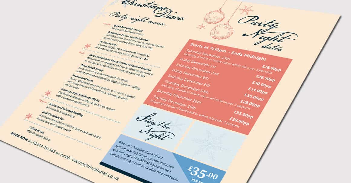 East Grinstead Brochure Printing