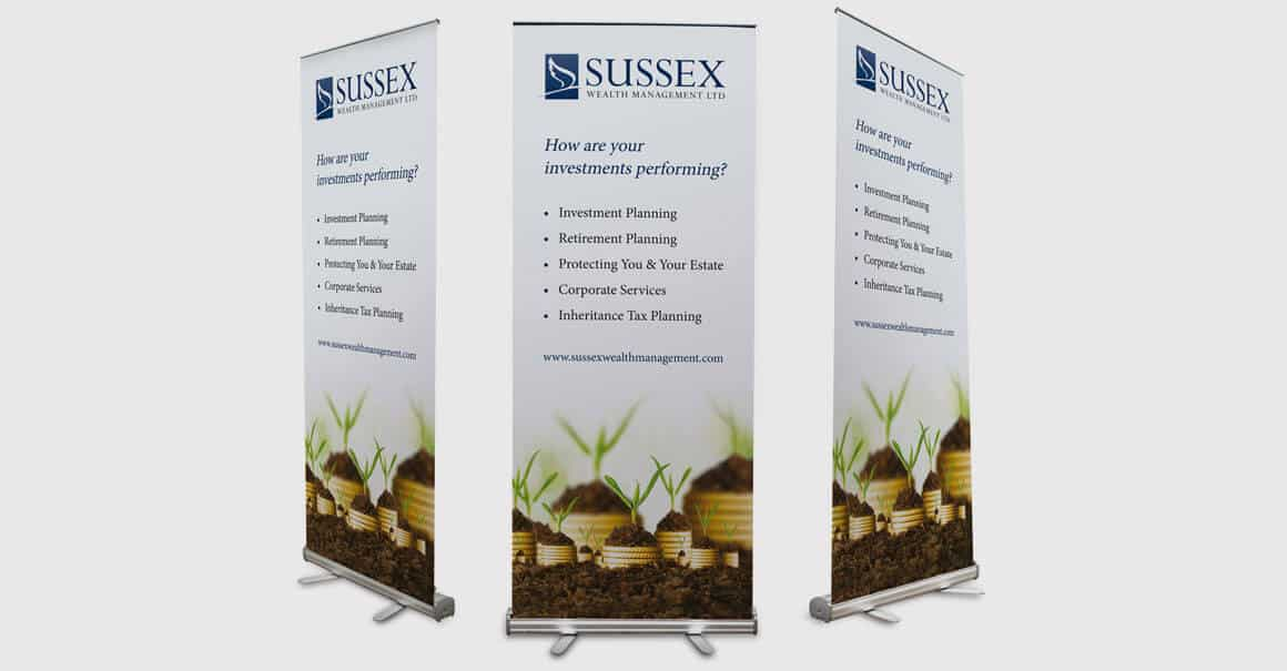 Exhibition Banners East Grinstead