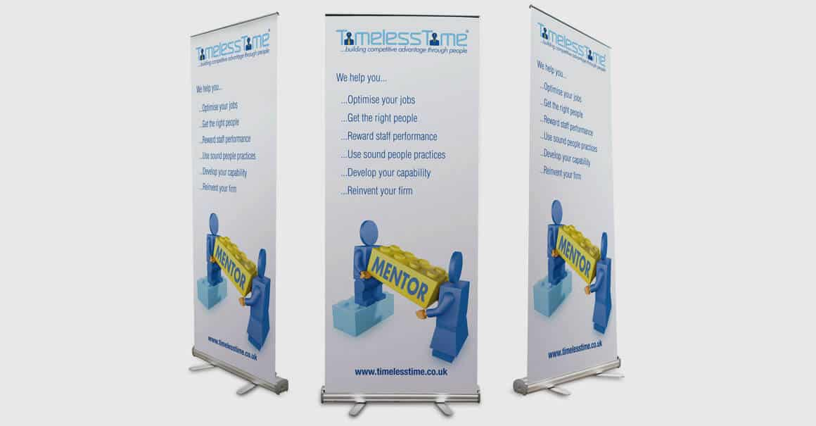 Exhibition Banners Lewes