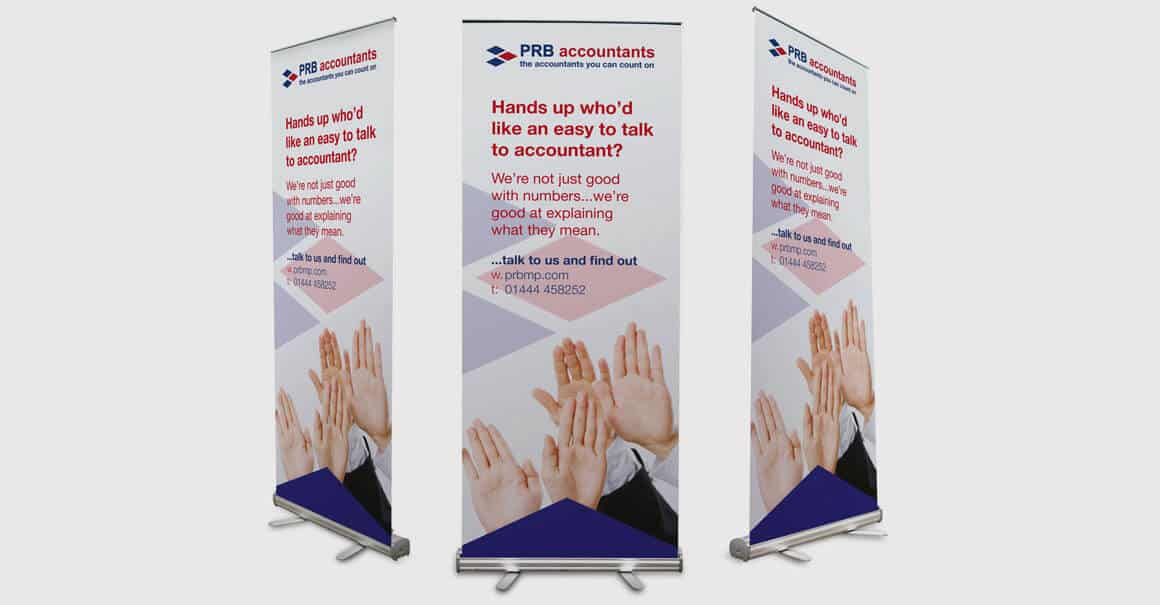 Roller Banners East Grinstead