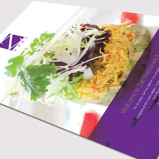 Menu Designers Haywards Heath