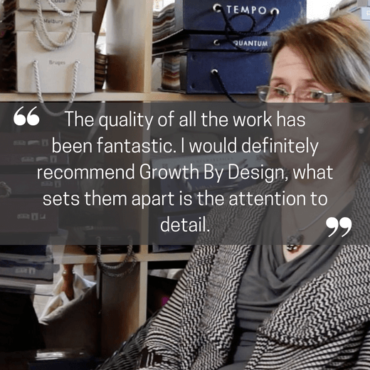 The Designer Curtain Company Testimonial