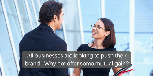 Reach more people on Twitter by working with other businesses
