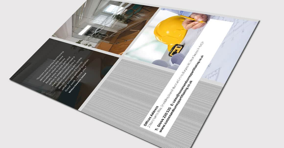 Brochure Design Burgess Hill