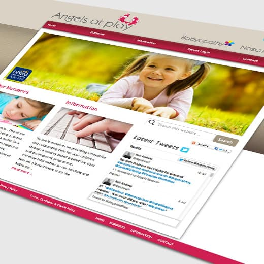 Website Designers Horsham