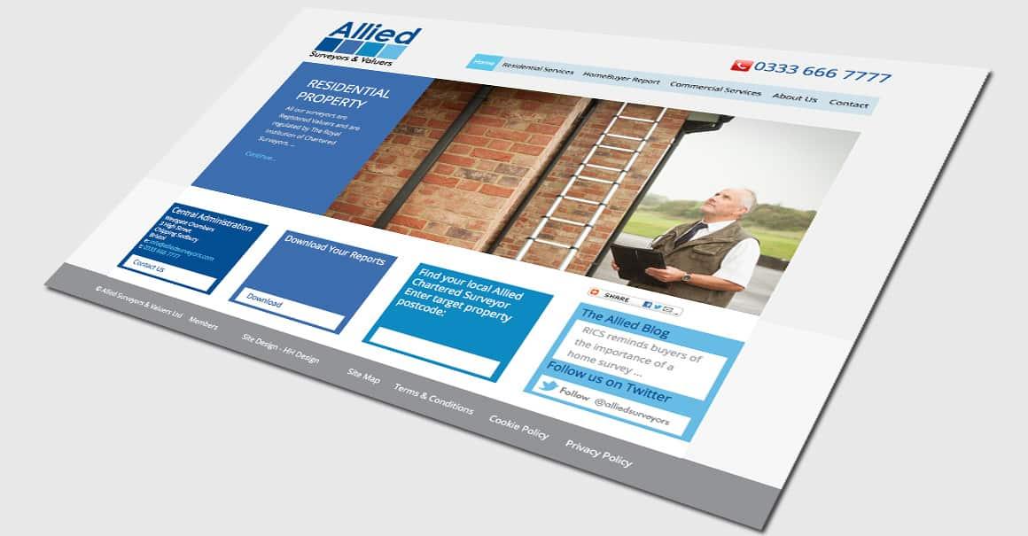 wordpress website design haywards heath